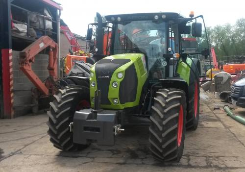 CLASS ARION 530 4WD