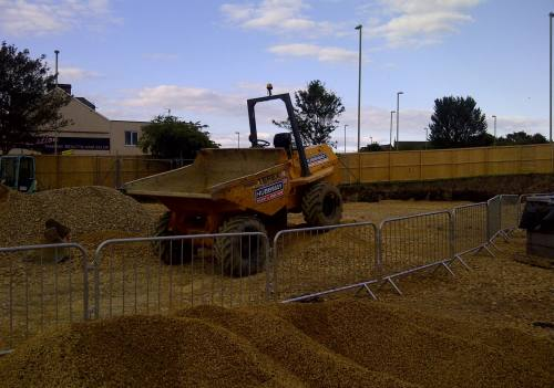 6T STRAIGHT TIP DUMPERS