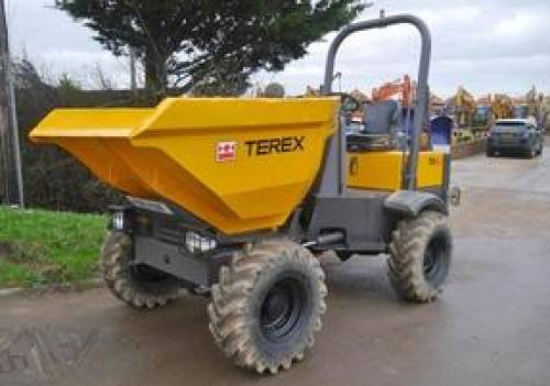 3T STRAIGHT TIP DUMPERS