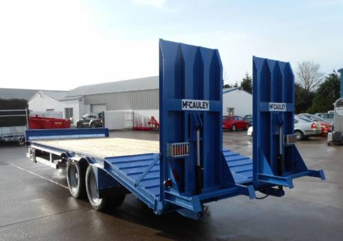 LOW LOADER TRAILERS (16FT)